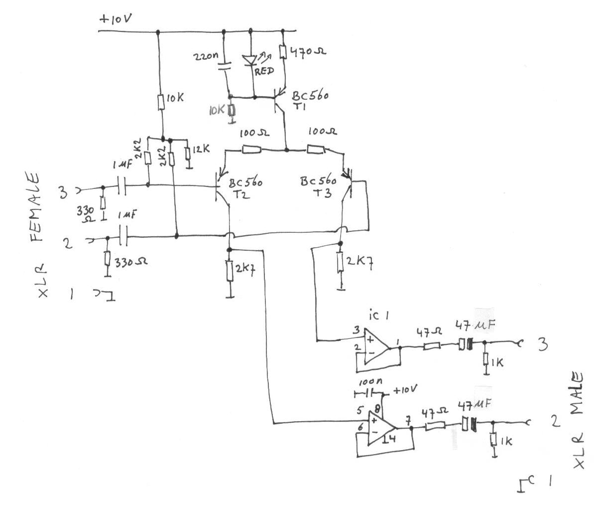 dynamic microphone lifier circuit diagram schematic library 2012 Colorado Wiring-Diagram Onstar microphone pre lifier