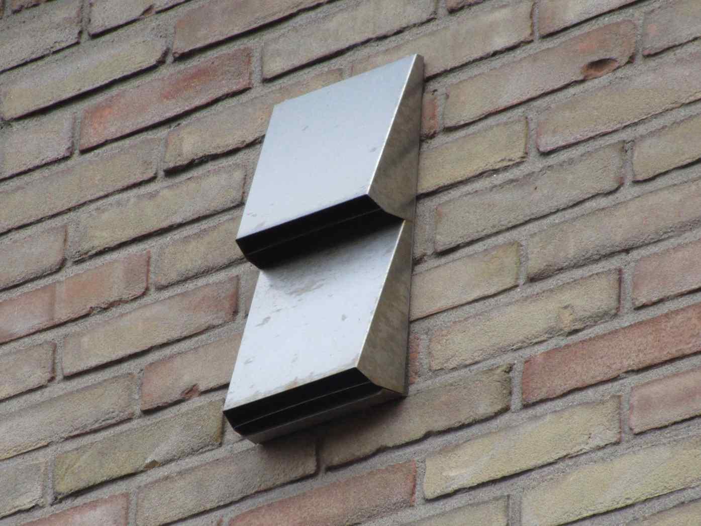 Ventilatie Badkamer Muur : Decentrale ventilatie met warmteterugwinning